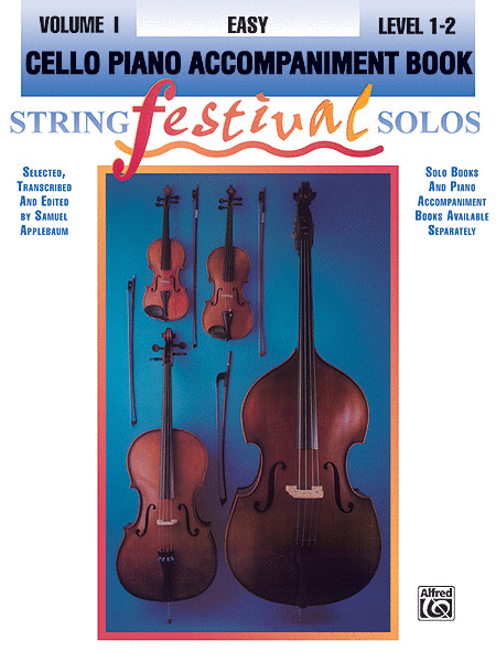 String Festival Solos, Volume 1