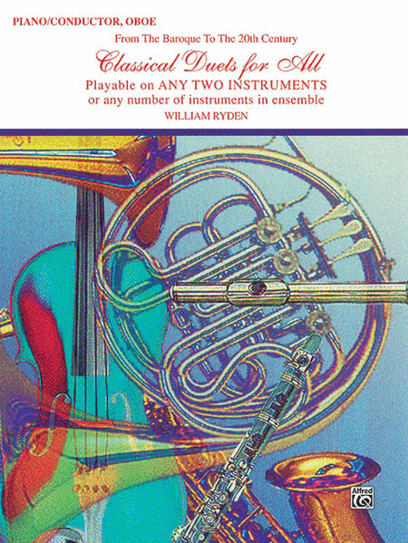 Classical Duets for All (From the Baroque to the 20th Century)