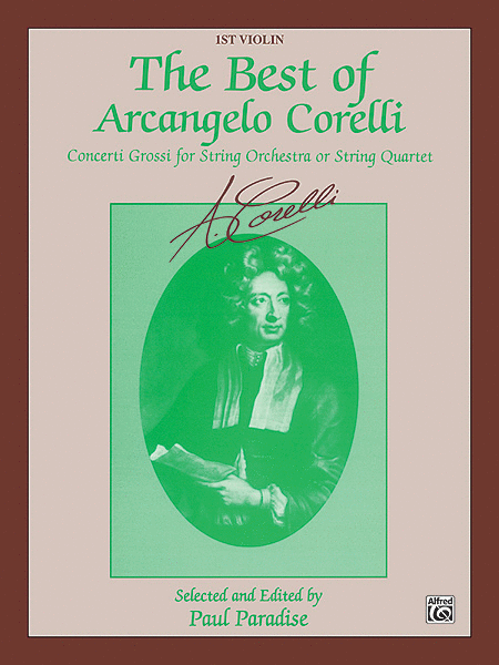 Best Of Arcangelo Corelli - 1st Violin