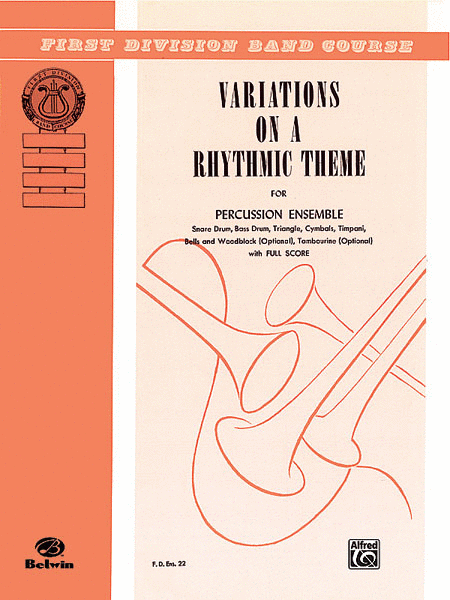 Variations on a Rhythmic Theme