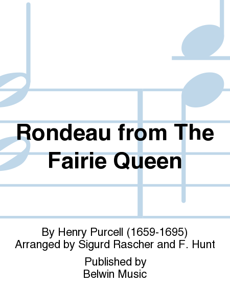 Rondeau from The Fairie Queen