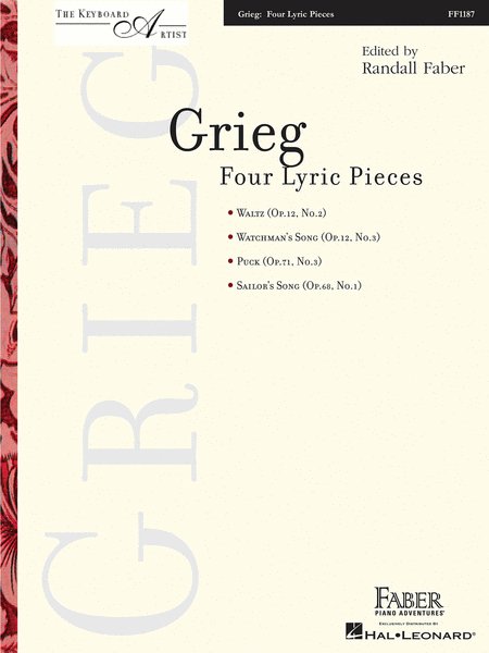 Four Lyric Pieces