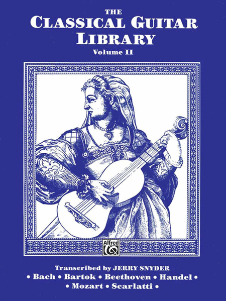 The Classical Guitar Library, Volume 2
