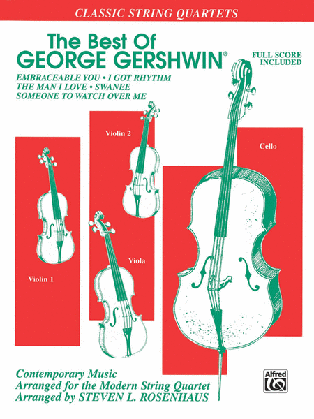 The Best of George Gershwin - String Quartets
