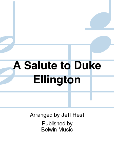 A Salute to Duke Ellington