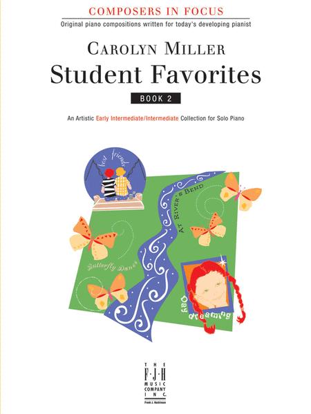 Student Favorites, Book 2