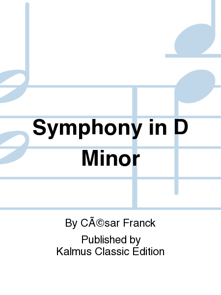 Symphony in D Minor