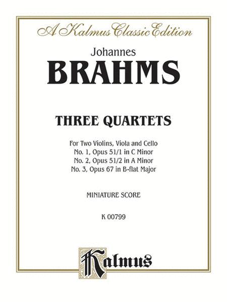 String Quartets Op. 51, Nos. 1 & 2, Op. 67