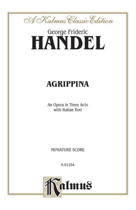 Agrippina (1709)