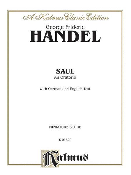 Saul (1739)