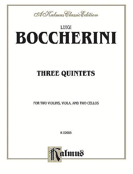 Three Quintets