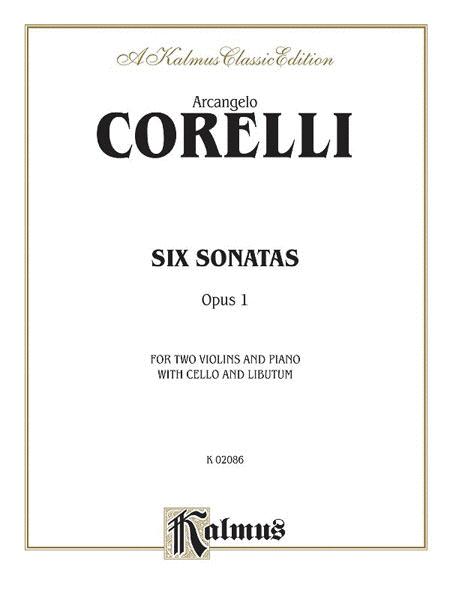 Six Sonatas, Op. 1