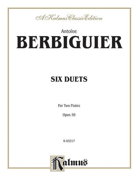 Six Duets, Op. 59