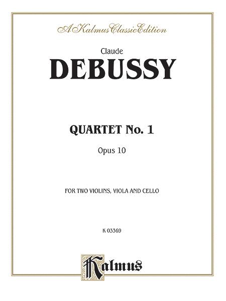 String Quartet, Op. 10