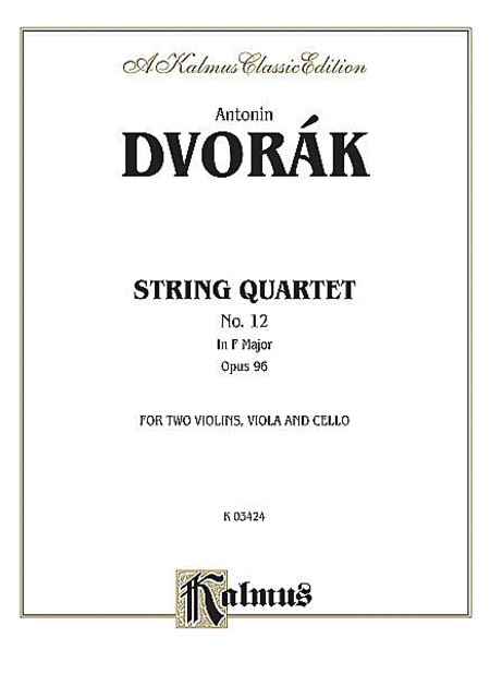 String Quartet in F, Op. 96