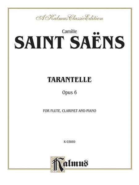 Tarantelle, Op. 6