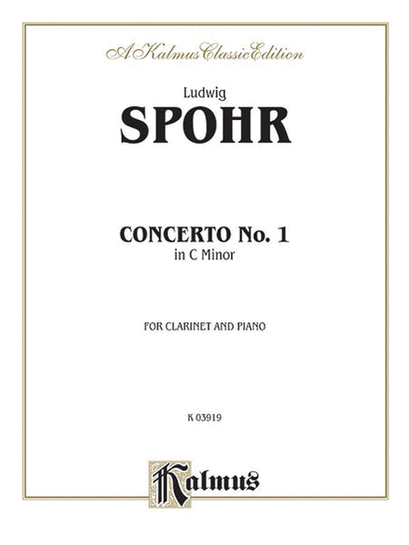 Concerto No. 1 in C Minor, Op. 26 (Orch.)