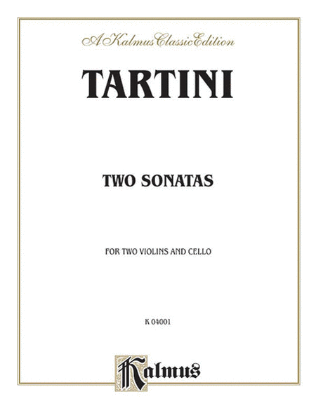 Two Sonatas for String Trio