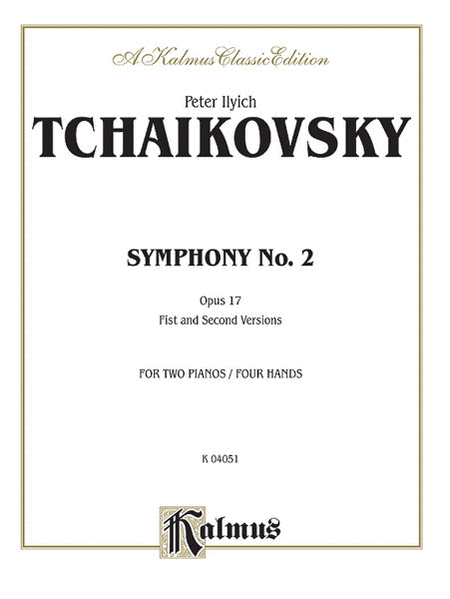 Symphony No. 2 in C Minor, Op. 17 (