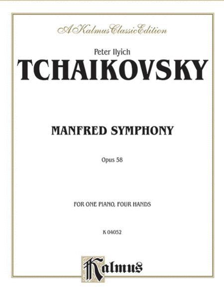 Manfred Symphony, Op. 58