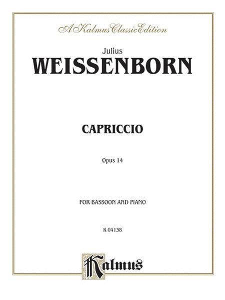 Capriccio, Op. 14