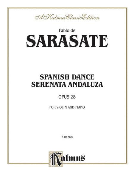 Spanish Dance, Op. 28 (Serenata Andaluza)