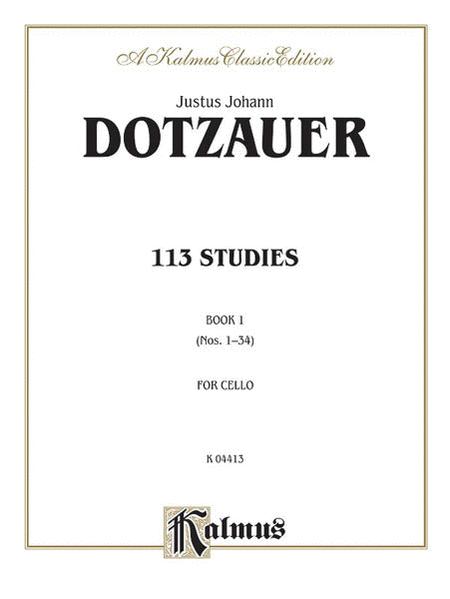 113 Studies, Volume 1
