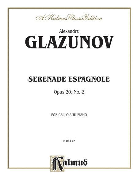 Serenade Espagnole