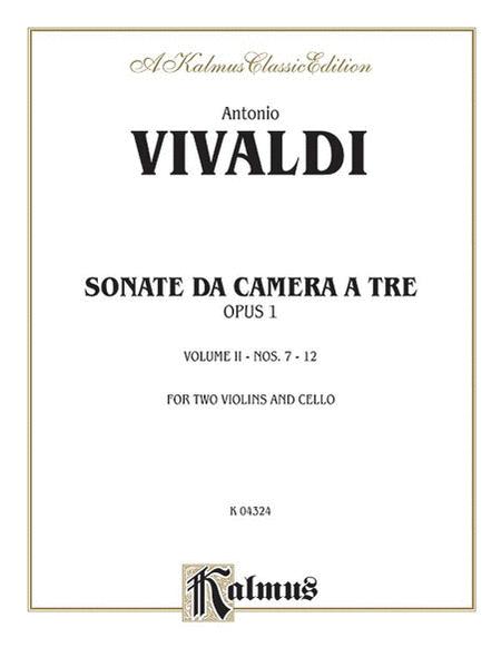 Sonatas de Camera a Tre, Op. 1, Volume 2
