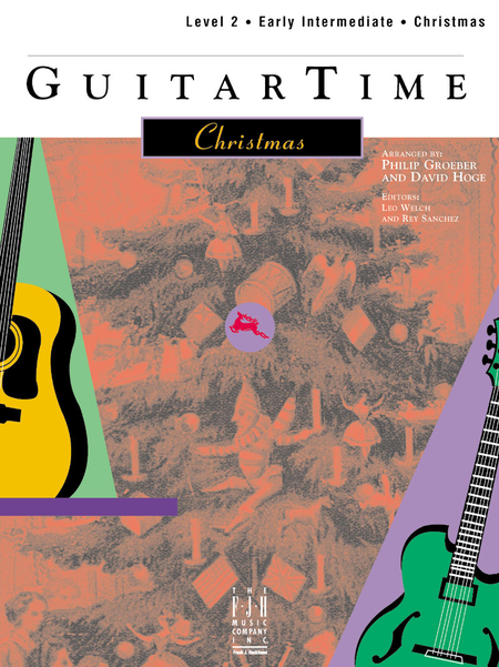 GuitarTime Christmas, Level 2, Pick Style