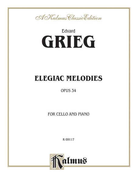Elegiac Melodies, Op. 34