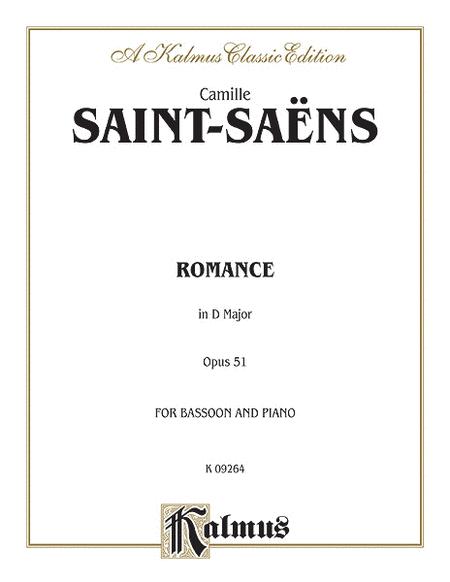 Romance in D Major, Op. 51