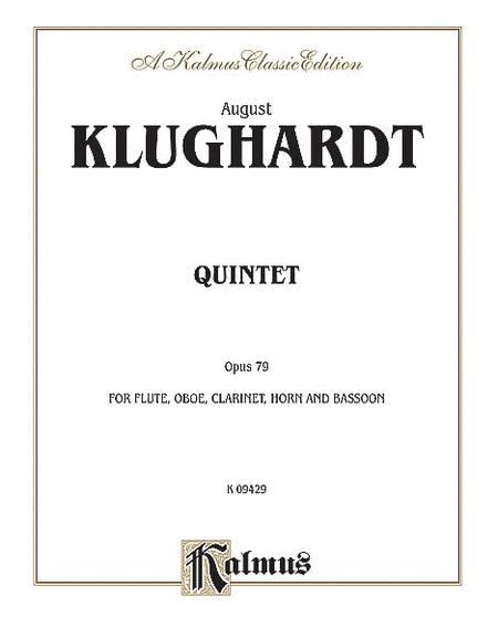 Quintet, Op. 79