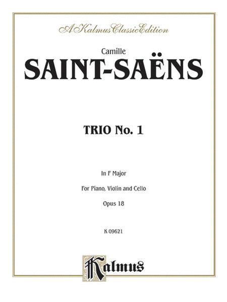 Trio No. 1, Op. 18