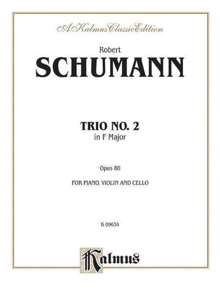 Trio No. 2, Op. 80