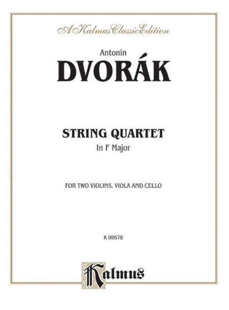 Quartet in F Minor, Op. 9