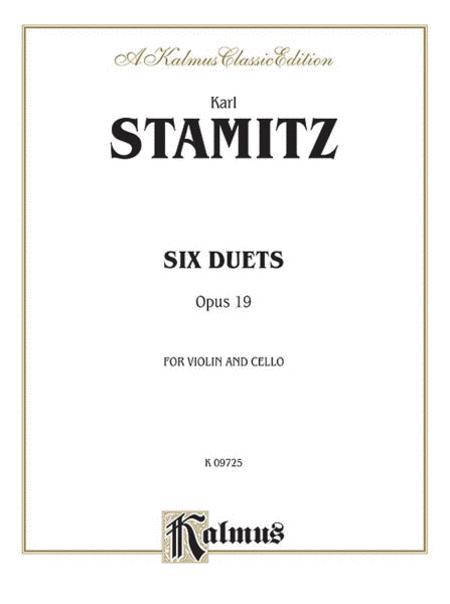 Six Duets, Op. 19