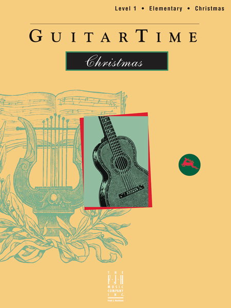 GuitarTime Christmas, Level 1, Classical Style
