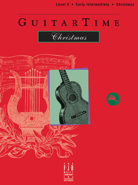 GuitarTime Christmas, Level 2, Classical Style