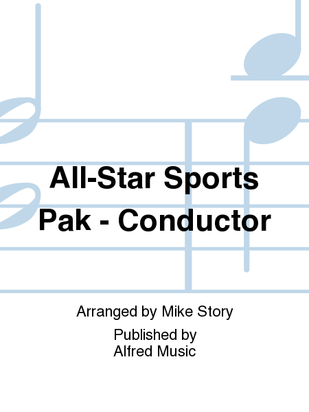 All-Star Sports Pak - Conductor