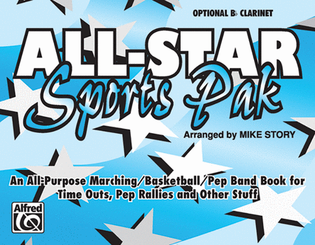 All-Star Sports Pak - Optional Bb Clarinet