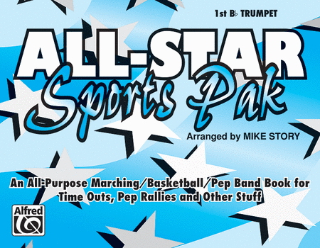 All-Star Sports Pak - 1st Bb Trumpet