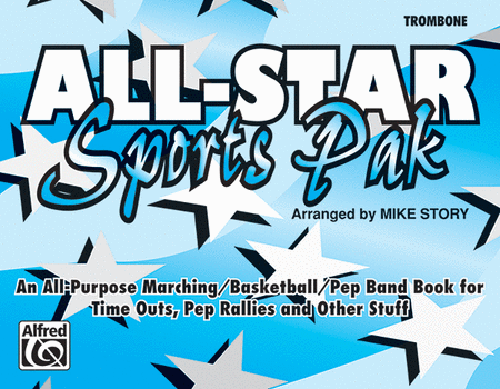 All-Star Sports Pak - Trombone