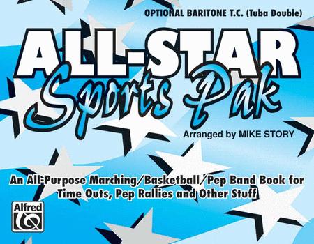 All-Star Sports Pak - Optional Baritone