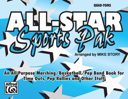 All-Star Sports Pak - Quad-Toms