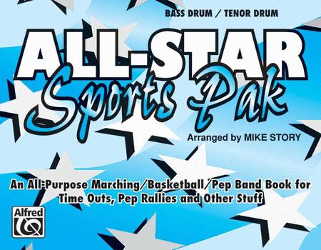 All-Star Sports Pak - Bass Drum/Tenor Drum