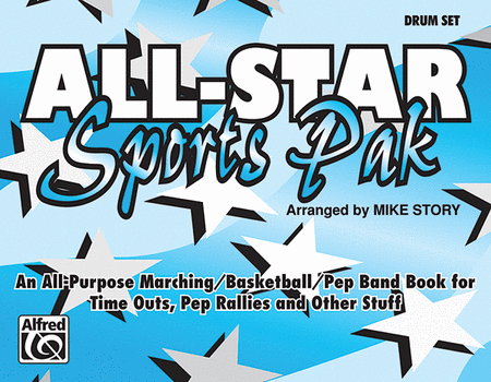 All-Star Sports Pak - Drum Set