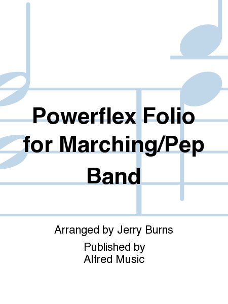 Powerflex Folio for Marching/Pep Band