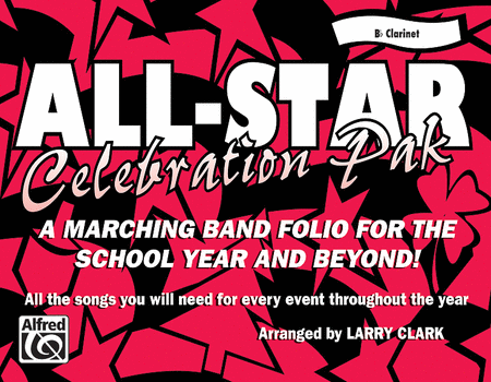 All-Star Celebration Pak - Bb Clarinet