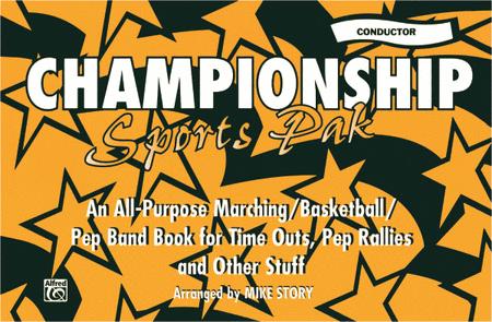 Championship Sports Pak - Conductor